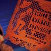 "Opening title card for short film ""Dia de Los Muertos"""