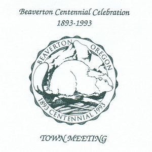 Beaverton City meeting invite