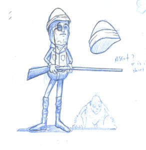 African explorer sketch-1small